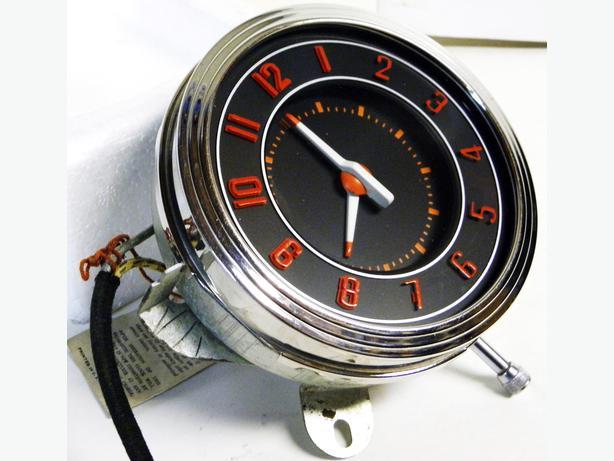 1946 Ford Borg New Factory Dash Clock Brampton Toronto
