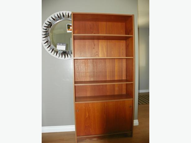 Wood Bookcase East Regina Regina MOBILE