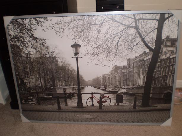Ikea Amsterdam Framed Print Victoria City Victoria