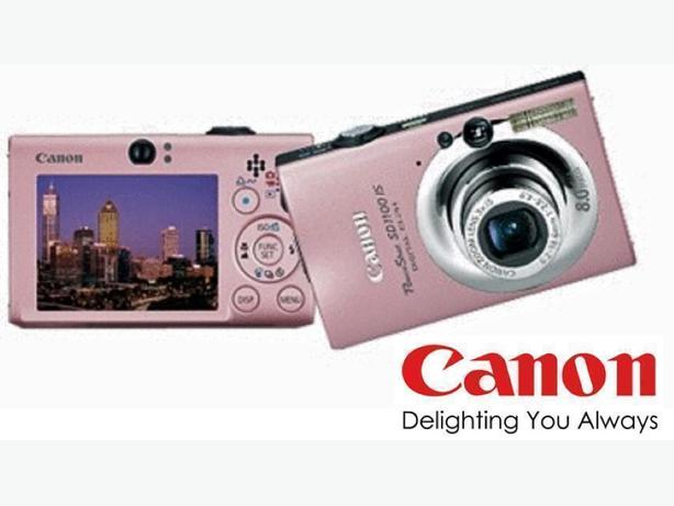 Canon PowerShot 8MP