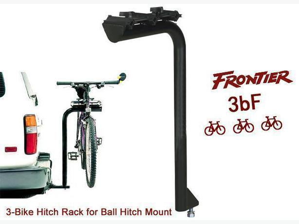 Bike Carrier ~ Hitch Mount