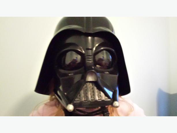 darth vader voice changer helmet instructions