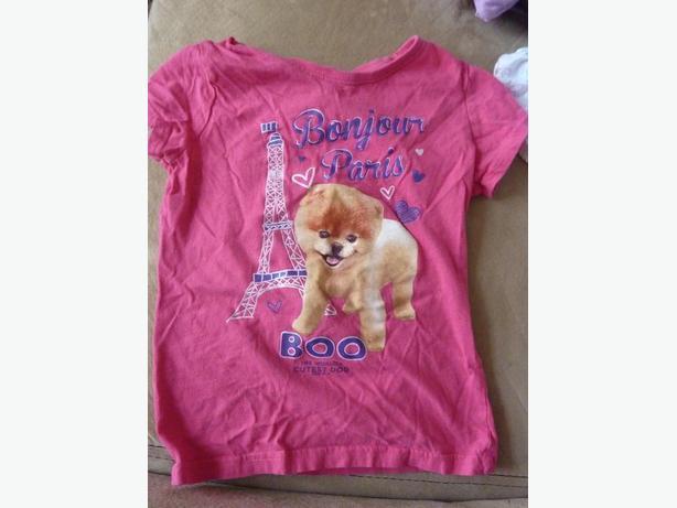 3 Shirts - Size 5 & 6