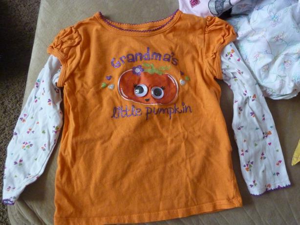 Halloween Shirt - Size 5