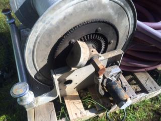 12 volt electric hose reel with hose sooke victoria for 12 volt hose reel motor