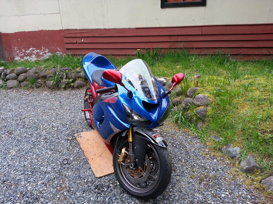 2005 kawasaki ninja 636r south nanaimo nanaimo for 636 north terrace mount vernon