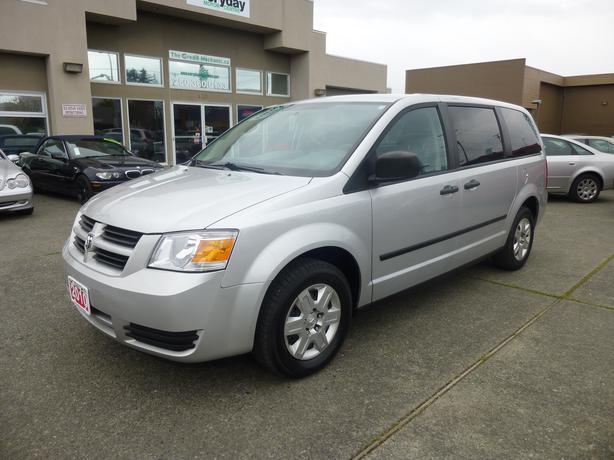 2010 Dodge Grand Caravan Sale Priced Outside Nanaimo