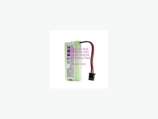 2x Cordless Home Phone Battery for Uniden BT Series