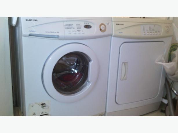 apartment size washer dry set north nanaimo nanaimo mobile. Black Bedroom Furniture Sets. Home Design Ideas