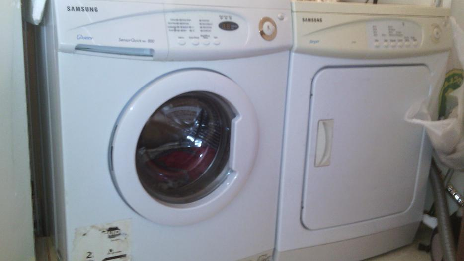 apartment size washer dry set north nanaimo nanaimo mobile