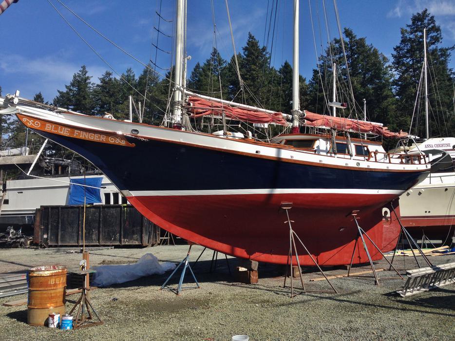 40 39 bill garden walloon schooner victoria city victoria for 68 garden design gaff rigged schooner
