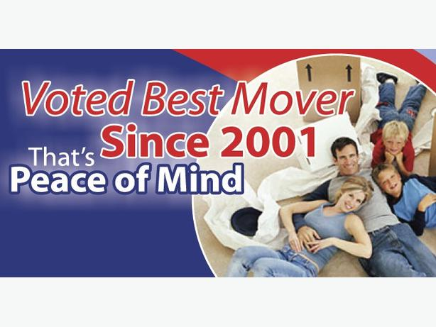 Award Winning Calgary Movers