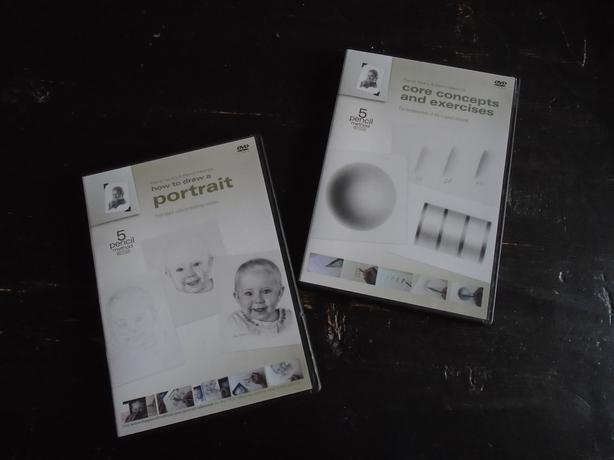Art DVDs - How to Draw a Portrait