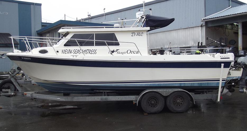 27 Skagit Orca Reduced Outside Comox Valley Campbell