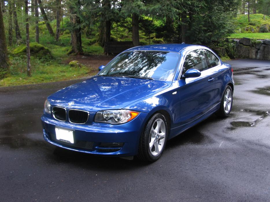 bmw 128i coupe 2008 price reduced under. Black Bedroom Furniture Sets. Home Design Ideas