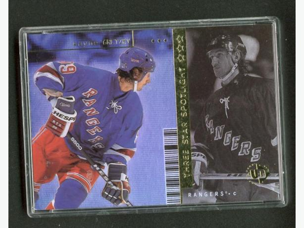 98/99 Upper Deck Three Star Spotlight Wayne Gretzky