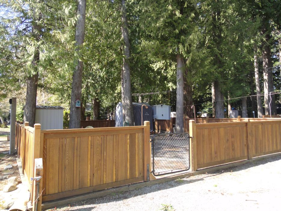 Sproat Lake Tall Timbers Holiday Park Rv Lot A12