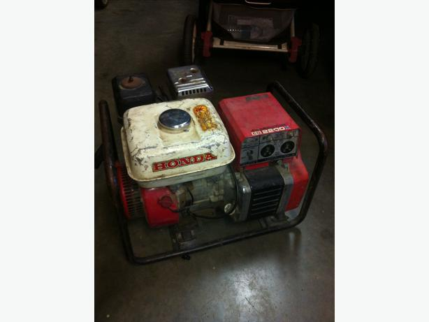 honda eg2200x generator 2200 watt 120v ac 15a and 12v dc. Black Bedroom Furniture Sets. Home Design Ideas