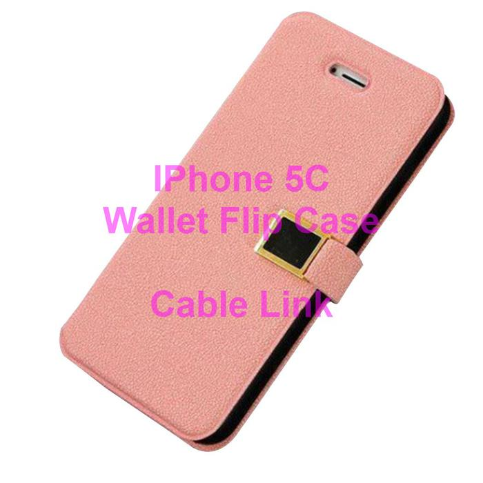 case for iphone flip leather card slot wallet magnetic clip for 3083