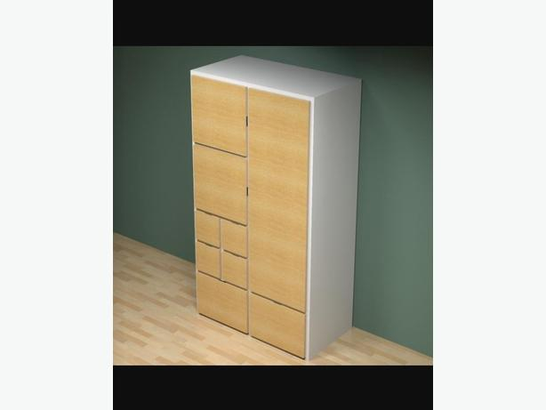 wanted ikea rakke wardrobe victoria city victoria. Black Bedroom Furniture Sets. Home Design Ideas