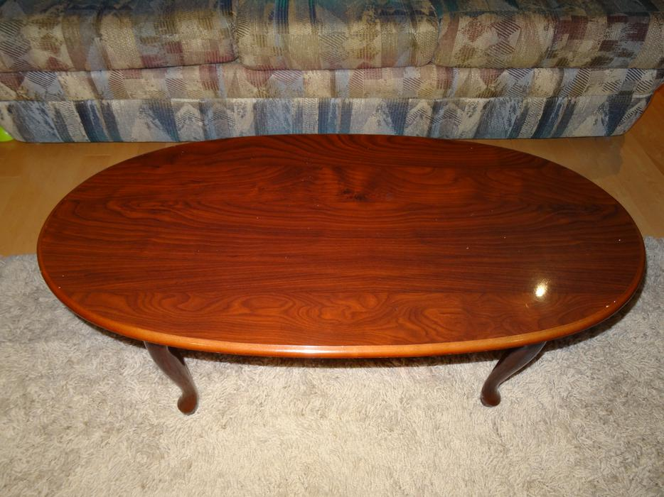 Coffee table and two end tables located in white city for Coffee tables regina