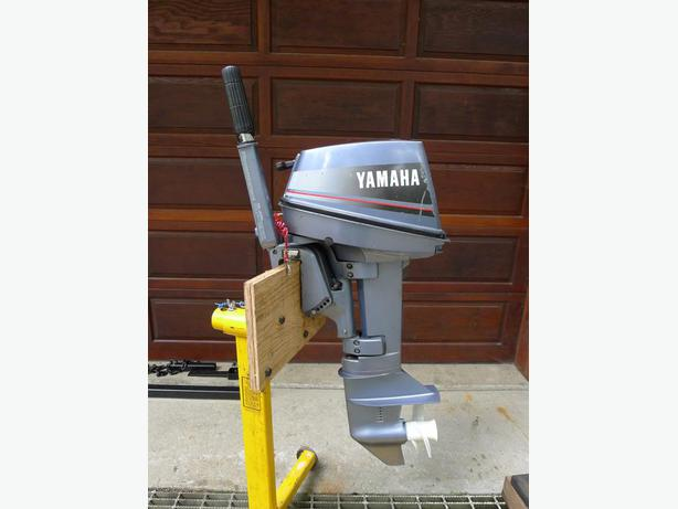 Yamaha 6hp outboard sooke victoria for Yamaha 6hp outboard motor