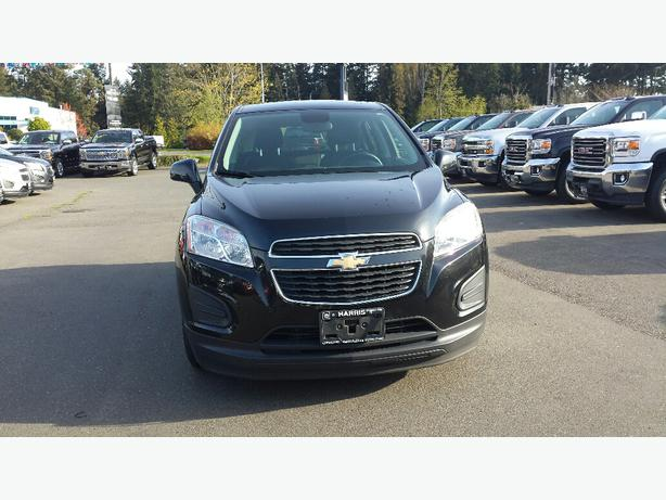 used chevrolet trax ls for sale in parksville parksville parksville qualicum beach. Black Bedroom Furniture Sets. Home Design Ideas