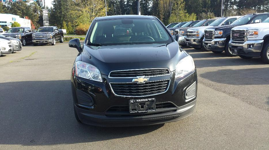 used chevrolet trax ls for sale in parksville parksville nanaimo mobile. Black Bedroom Furniture Sets. Home Design Ideas