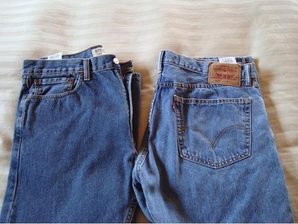 """Levi  Jeans """"505""""   size 36x32"""