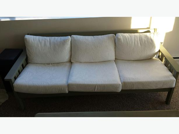 Furniture Set Couch Love Seat Chair And Table 100 For