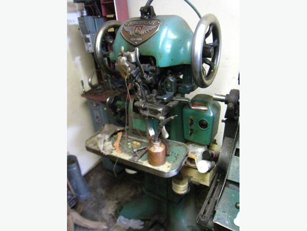 shoe repair london ontario with American C Sole Stitching Machine 24883219 on Uk Ugg Black Turn Cuff Gloves likewise Casas Raras likewise AMERICAN C SOLE STITCHING MACHINE 24883219 as well Noomi Rapace additionally 217518.