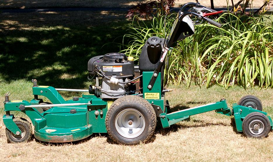 Chariot Stand Behind Lawn Mower 700 00 Obo Reduced To