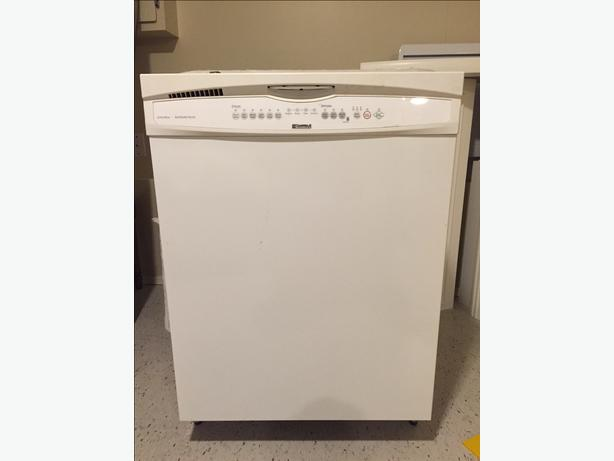 kenmore dishwasher white. kenmore white dishwasher