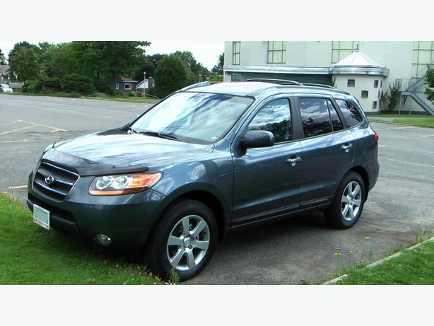 2009 hyundai santa fe limited awd central ottawa inside. Black Bedroom Furniture Sets. Home Design Ideas