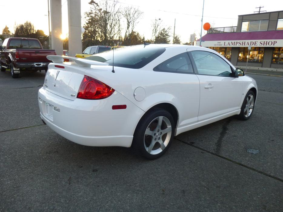 2008 Pontiac G5 Gt Outside Comox Valley Campbell River
