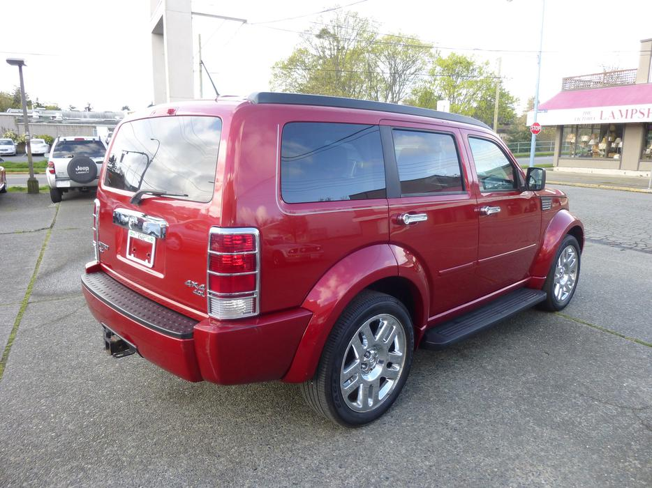2008 dodge nitro r t outside cowichan valley cowichan mobile. Black Bedroom Furniture Sets. Home Design Ideas