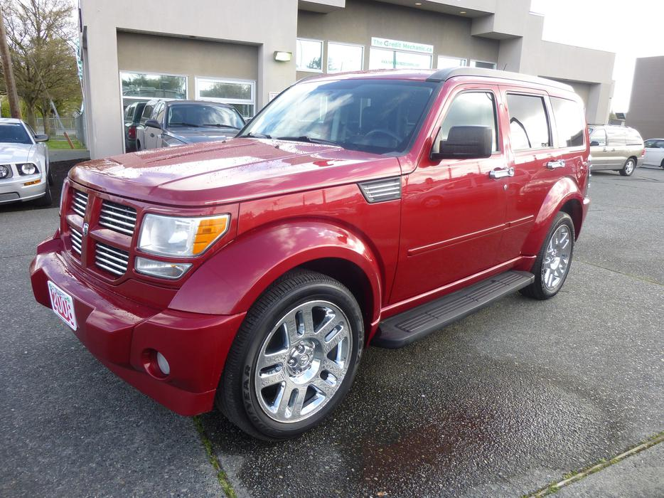 2008 dodge nitro r t outside nanaimo nanaimo mobile. Black Bedroom Furniture Sets. Home Design Ideas
