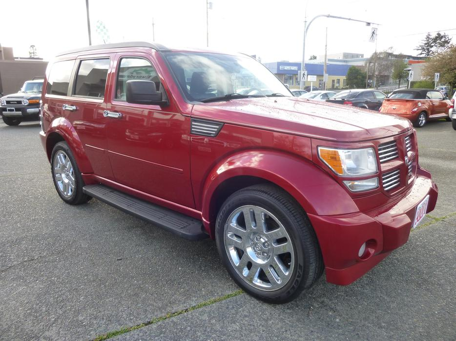 2008 dodge nitro r t outside comox valley courtenay comox mobile. Black Bedroom Furniture Sets. Home Design Ideas
