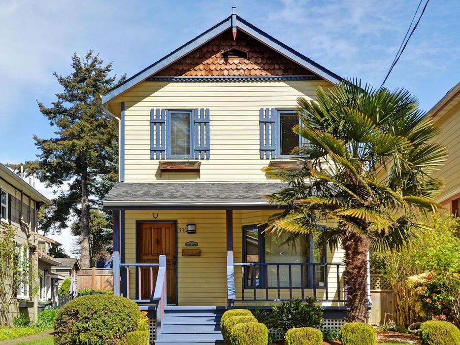 Gorgeous james bay home with modern upgrades victoria city for Modern house upgrades