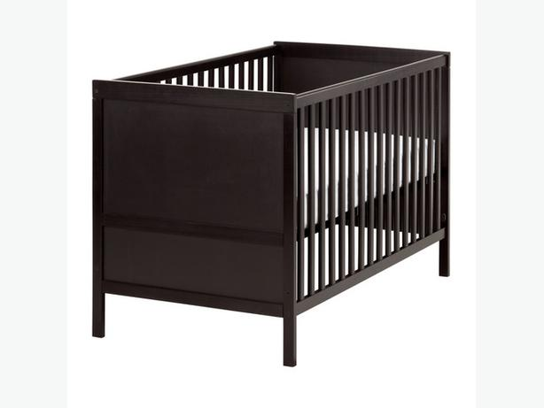 crib ikea sundvik saanich victoria mobile. Black Bedroom Furniture Sets. Home Design Ideas
