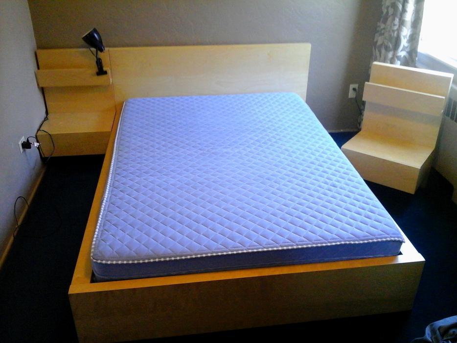 floating nightstand ikea