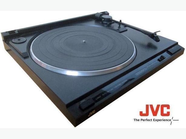Turntable ~ JVC L-AX3B