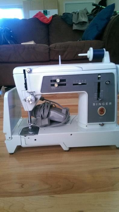 Singer 631g Sewing Machine West Shore  Langford Colwood