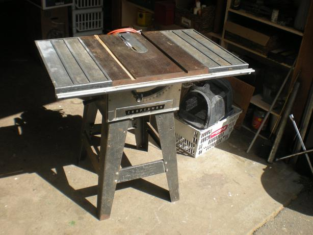 Craftsman Table Saw Saanich Victoria Mobile