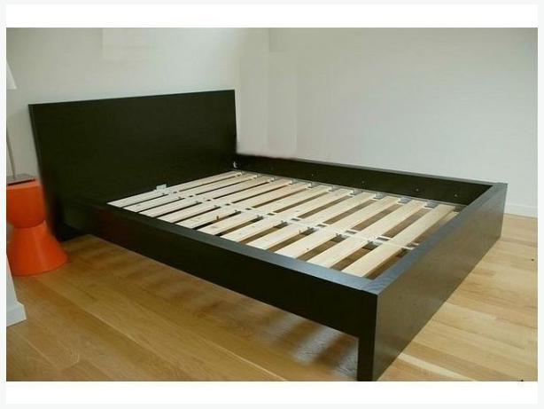 Ikea Skorva Queen Bed
