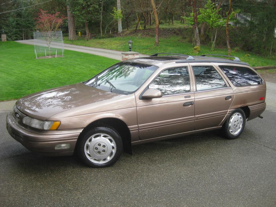 1992 Ford Taurus Ls Stationwagon Reduced To 1000 Obo