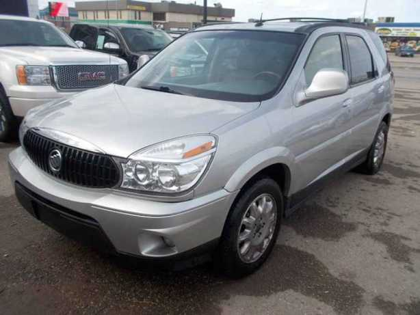 2006 buick rendezvous east regina regina. Black Bedroom Furniture Sets. Home Design Ideas