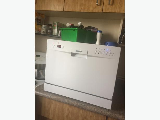 Countertop Dishwasher Used Victoria : counter top dishwasher not even a year old North Regina, Regina ...