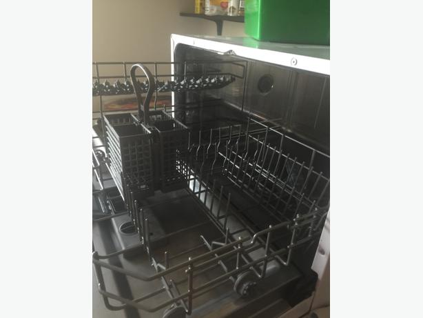 Countertop Dishwasher Vancouver : counter top dishwasher not even a year old North Regina, Regina ...