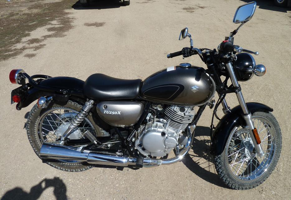 2011 Suzuki TU250X ***MINT*** Rural Regina, Regina